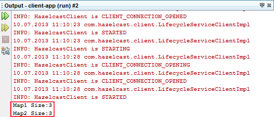 hazelcast client