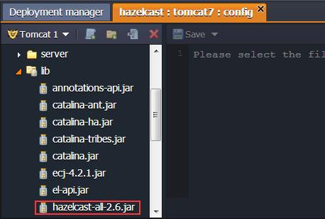 hazelcast configuration